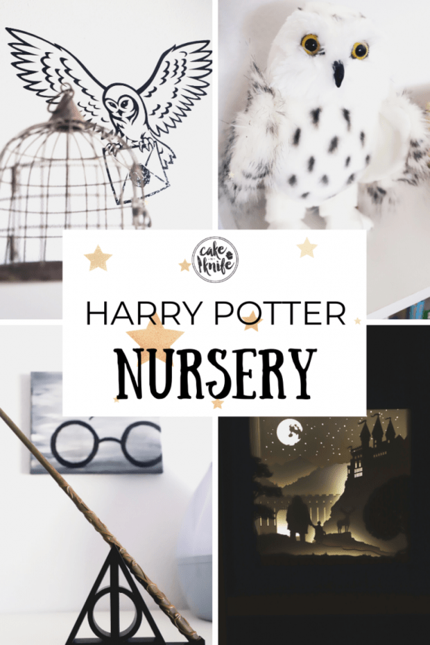 Harry Potter Nursery Pinterest Picture