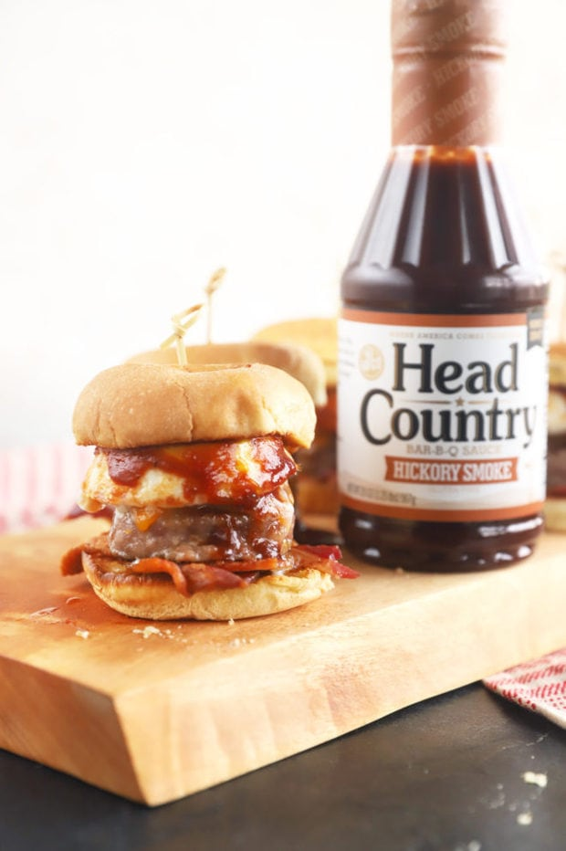 Side photo of Head Country BBQ slider