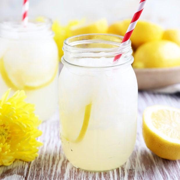 Thumbnail image of homemade vodka lemonade